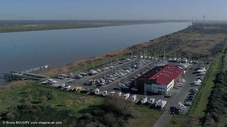 Nouvelles photos du Port à Sec
