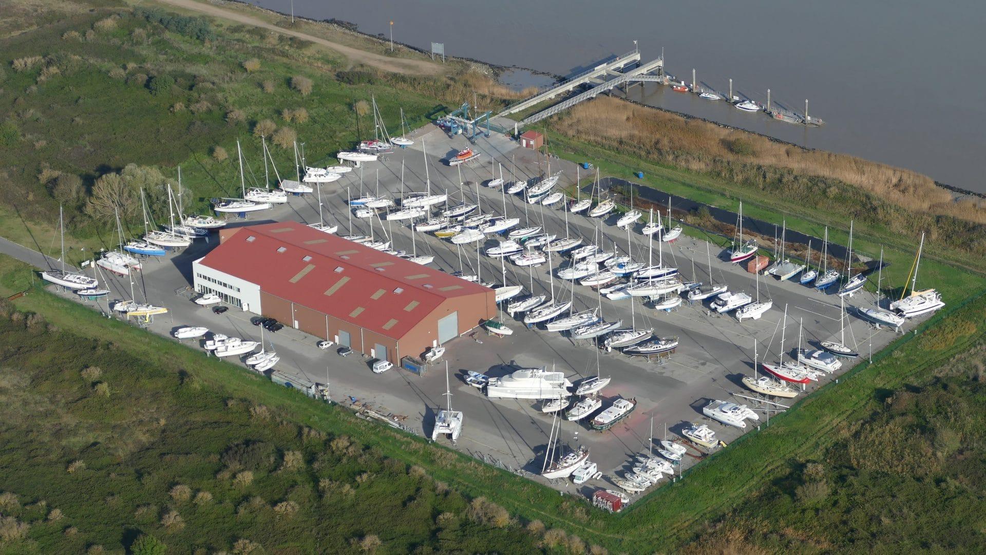 Port à sec Les Portes de l'Atlantique